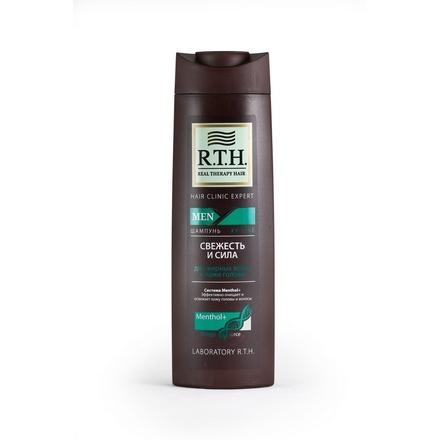 RTH, Шампунь Свежесть и сила Men, 400 мл (R.T.H. (Real Trans Hair))