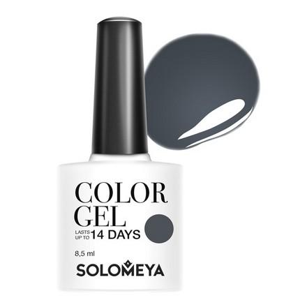 Купить Solomeya, Гель-лак № 47, Fedora, Wella Professionals, Черный