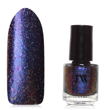 Masura, Лак для ногтей «Золотая коллекция», СомнамбулаMasura<br>Лак (3,5 мл) на прозрачной подложке с ярко-фиолетовыми/розовыми хлопьями фольги, плотный<br><br>Цвет: Фиолетовый<br>Объем мл: 3.50