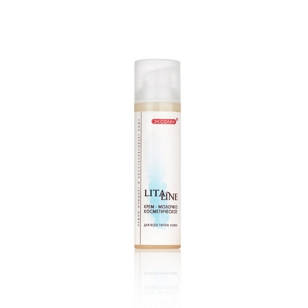 LitaLine, Крем-молочко для всех типов кожи, 75 мл
