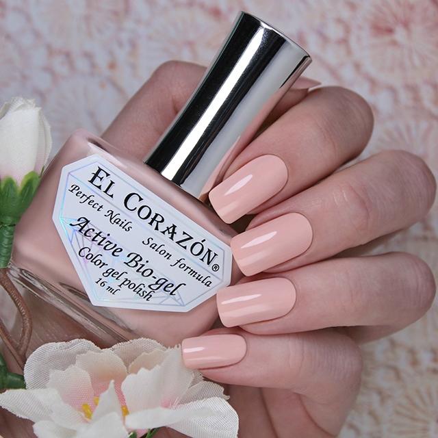 Купить El Corazon, Активный биогель Cream, №423/344, Коричневый