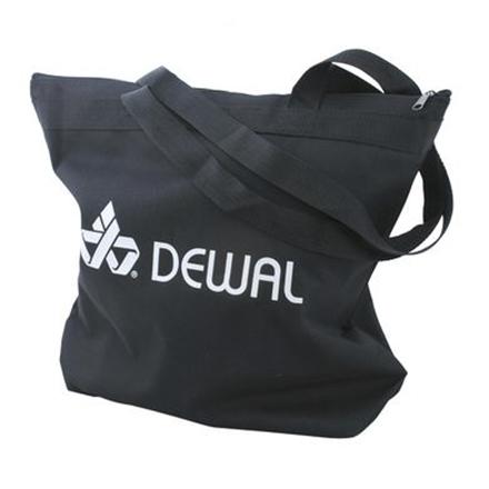 Dewal, Сумка для парикмахерских инструментов, черная, 43х44 см фото