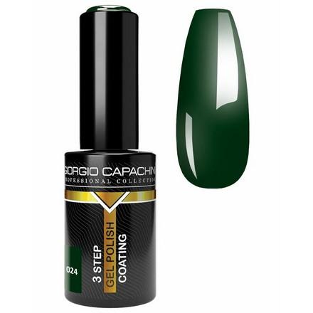Купить Giorgio Capachini, Гель-лак Business Style №024, Зеленый