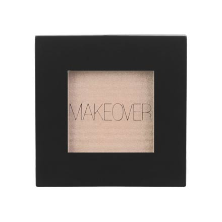 MAKEOVER PARIS, Тени для век Single Eyeshadow, Egg Shell