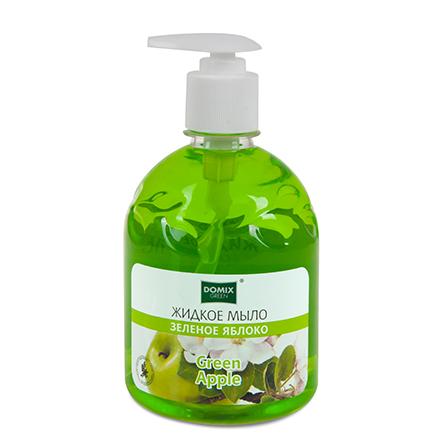 Купить Domix, Жидкое мыло «Зеленое яблоко», 500 мл