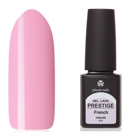 Купить Planet Nails, Гель-лак Prestige French №335, Натуральный
