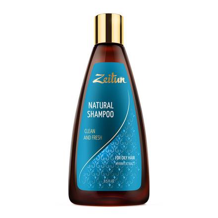 Купить Zeitun, Шампунь для волос «Здоровье и свежесть», 250 мл