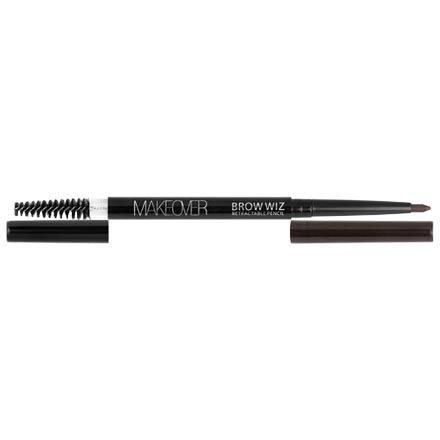 MAKEOVER PARIS, Автоматический карандаш для бровей, Brown фото