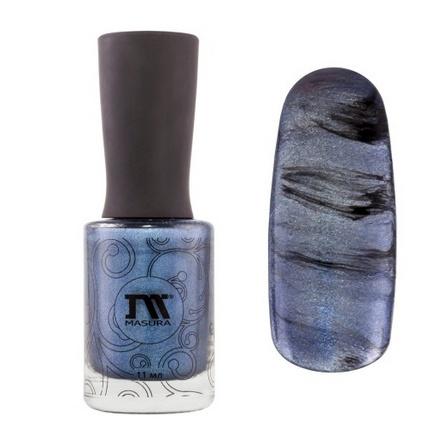 Купить Masura, Лак для ногтей №904-174, Звездный аквамарин, Синий