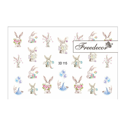 Купить Freedecor, 3D-слайдер №115