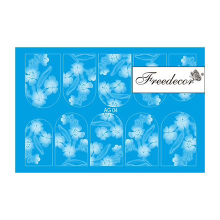 Freedecor, Слайдер-дизайн «Аэрография» №4 freedecor слайдер дизайн аэрография 71