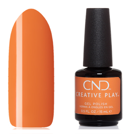 CND, Creative Play Gel №424, Apricot In the act цена 2017