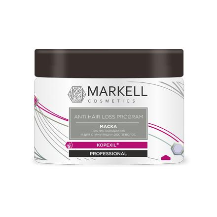 Купить Markell, Маска против выпадения и для стимуляции роста волос «Professional», 290 г