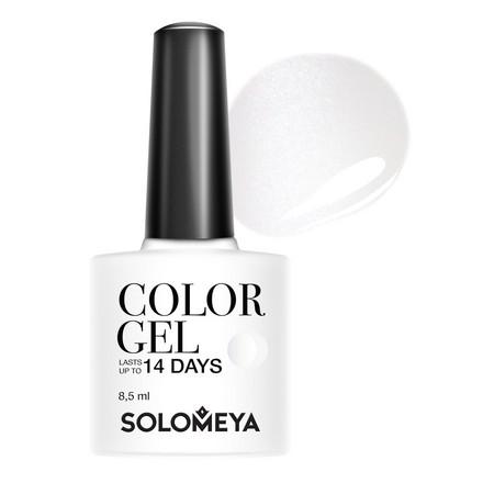 Купить Solomeya, Гель-лак №79, Marie, Wella Professionals, Белый
