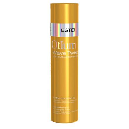 Купить Estel, Крем-шампунь для вьющихся волос Otium Twist, 250 мл