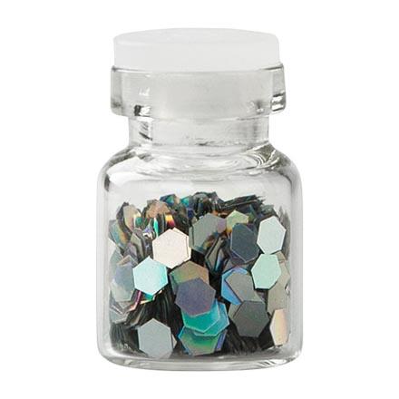 Irisk, Декор Fish Scales в стеклянной бутылочке №1
