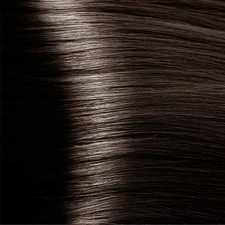 Kapous, Крем-краска для волос Hyaluronic 5.1Краска для волос<br>Цвет: светлый коричневый пепельный. Объем: 100 мл.