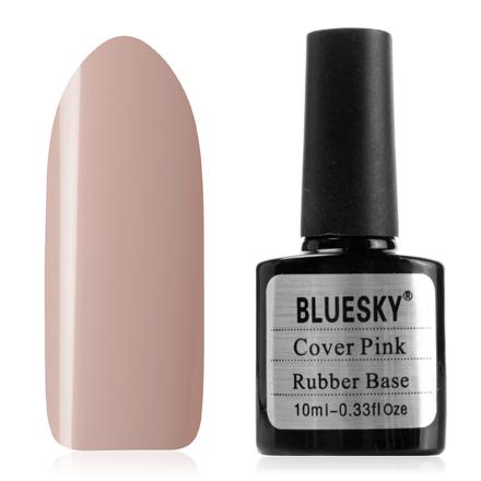 Bluesky, Камуфлирующая каучуковая база Rubber Base Cover Pink,  №05