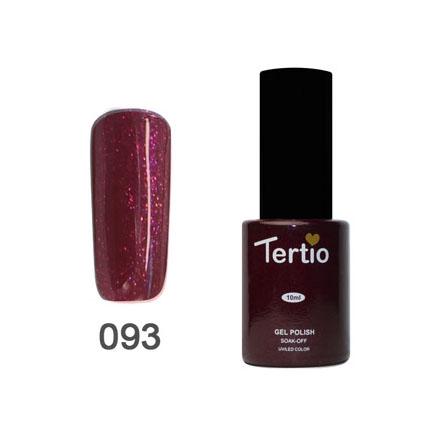 Tertio, Гель-лак Eco Line №93