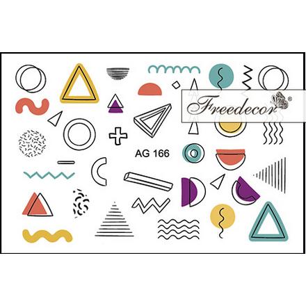 Купить Freedecor, Слайдер-дизайн «Аэрография» №166