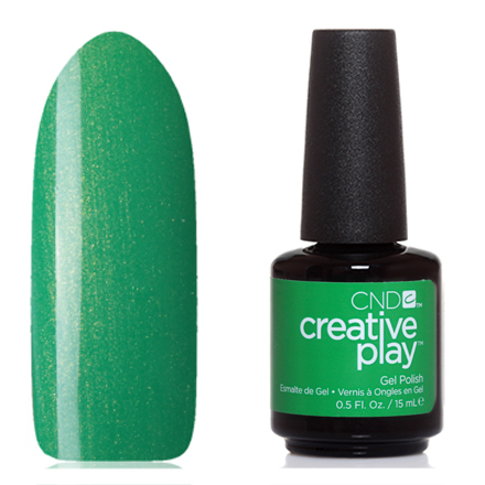 Купить CND, Creative Play Gel №430, Love it or leaf it, CND (Creative Nail Design), Зеленый