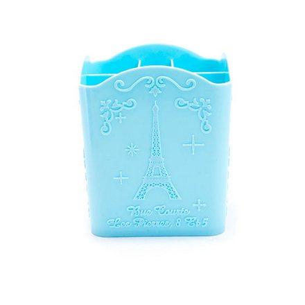 TNL, Подставка для инвентаря мастера малая (голубая)Подставки для рук и форм<br>Подставка для аксессуаров нэйл-мастера.<br>