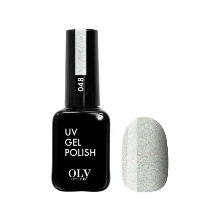 Купить Oly Style, Гель-лак №048, Фиолетовый