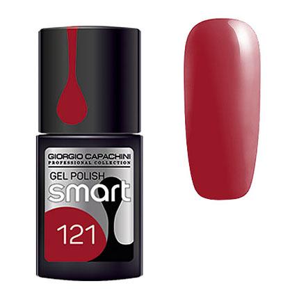 Купить Giorgio Capachini, Гель-лак Smart №121, Красный