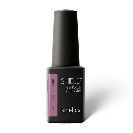 Купить Kinetics, Гель-лак Shield №280, 15 мл, Фиолетовый