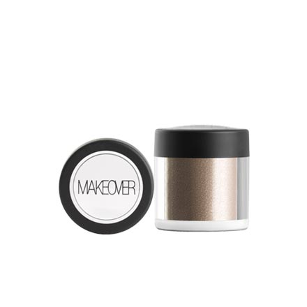MAKEOVER PARIS, Рассыпчатые тени Star Powder, Gold Dust