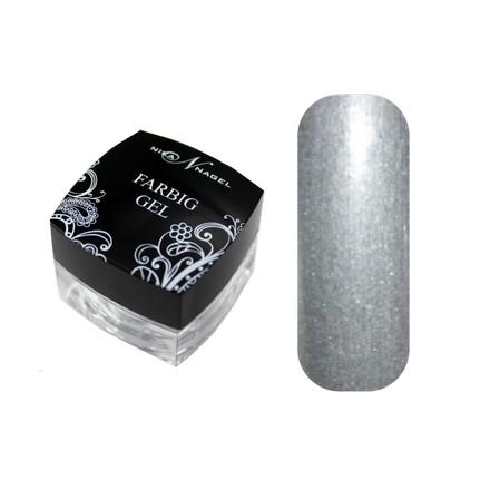 Nika Nagel, Цветной гель для ногтей «Яшма» №1 фото