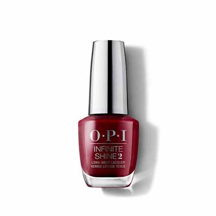 Купить OPI, Лак для ногтей Infinite Shine, Can't Be Beet, Бордовый