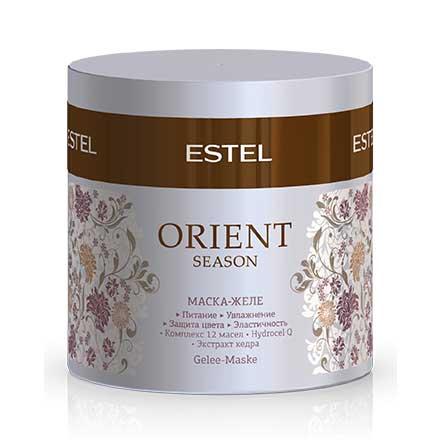 Estel, Маска-желе для волос Orient Season, 300 мл