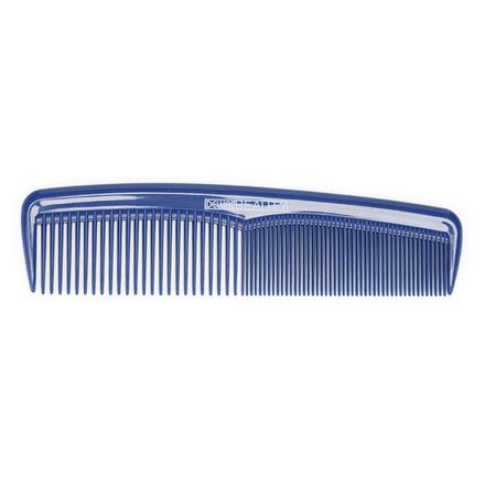 Купить Dewal, Расческа карманная, синяя, 13, 5 см