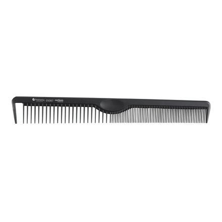 Hairway Professional, Расческа для волос Carbon Advanced, 210 мм (HAIRWAY Professional)