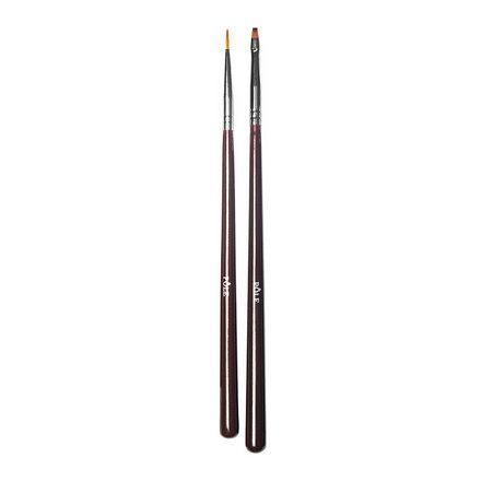 Купить Pole, Набор кистей «Колонок» для дизайна и росписи, 2 шт.