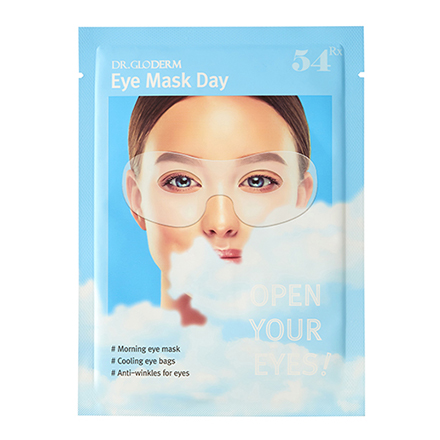 Купить DR.GLODERM, Дневная маска для глаз Open your eyes, 1 шт.