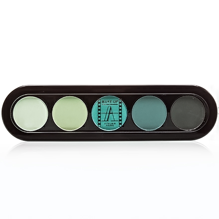 Make-Up Atelier, Palette Eyeshadows Т29 Весенние Тона 10 гр