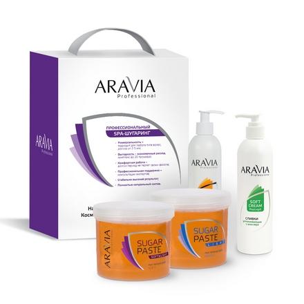 ARAVIA Professional, Набор для шугаринга №3 aravia professional oligo