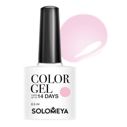 Купить Solomeya, Гель-лак №69, Charlene, Wella Professionals, Розовый
