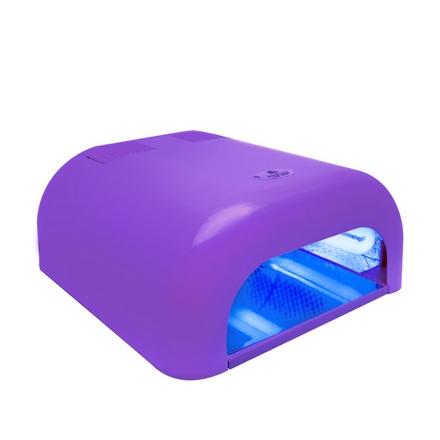 Planet Nails, УФ лампа 36W Tunnel Econom Сиреневая