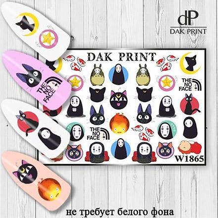 Купить Dak Print, Слайдер-дизайн №1865