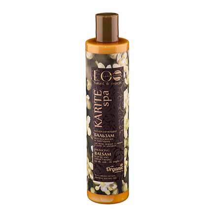 Купить EcoLab, Бальзам для волос «Восстановление и укрепление», 350 мл