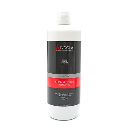 Indola, Шампунь для волос Kera Restore, 1000 мл фото