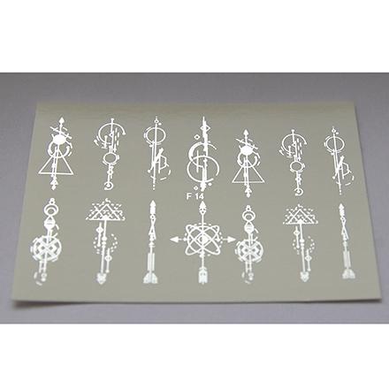 Купить Freedecor, Слайдер-дизайн F14-06, серебро