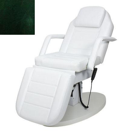Купить Мэдисон, Косметологическое кресло «Элегия-03», изумрудно-черное глянцевое