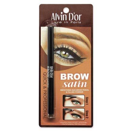 Купить Alvin D`or, Карандаш-пудра для бровей Brow Satin, тон 02, Alvin D'or