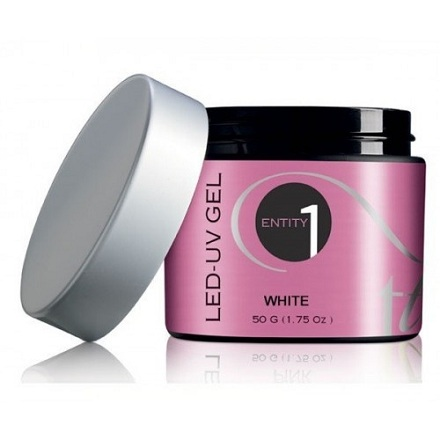 Entity LED White Gel 50 g