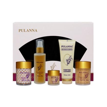 Купить Pulanna, Подарочный набор для лица Bio-Gold & Grape
