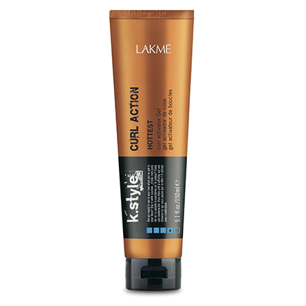 Lakme, Гель-текстура для волос Curl Action, 150 мл брюки горнолыжные rip curl rip curl ri027emzlc69
